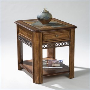 Image of Magnussen Madison Storage End Table (T1125-03)