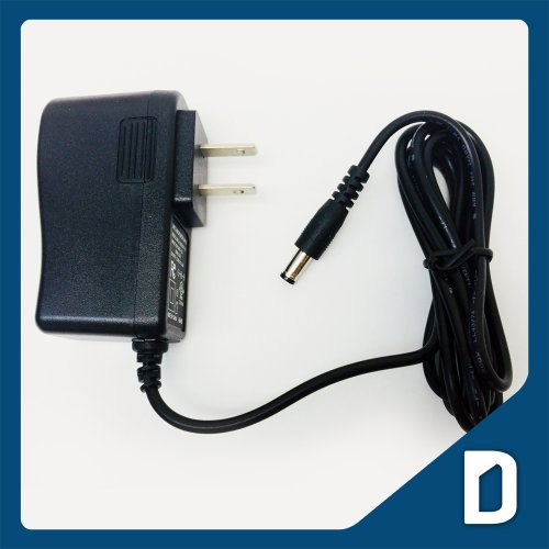Dc 5V 2A 10W Output Switching Power Supply - Ac100 To 240V Input - Us Wall Plug / Dc Male Jack Plug - Regulated Ac/Dc - Charger / Transformer / Driver / Adapter / Electricity Converter For Led Light Strip Cord Ribbon Rope Module Dmx Electronic Regulated D