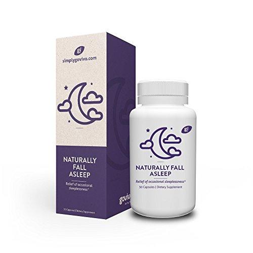 Pilules naturel aide à mieux dormir que mélatonine non-accoutumance Pas d'effets secondaires Wake sans somnolence par Govivo