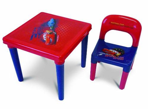 d arp je cars cdic016 loisir cr atif table chaise d activit avec set de coloriage. Black Bedroom Furniture Sets. Home Design Ideas
