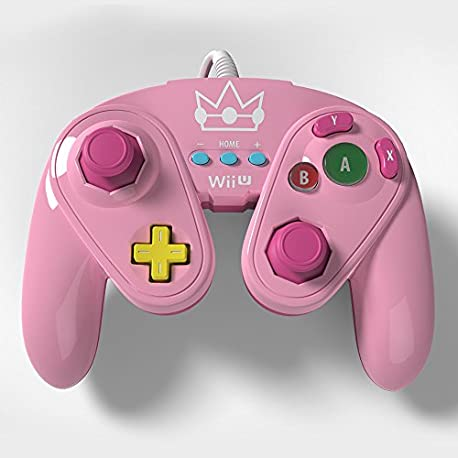 Wired Fight Pad - Peach