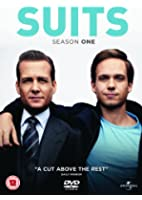 Suits - Season 1 [DVD]