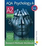 img - for AQA Psychology A A2 Research Methods Workbook (Paperback) - Common book / textbook / text book