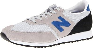 (疯抢)新百伦New Balance型男经典复古潮流跑鞋CM620 Running Shoe$59.96绿色