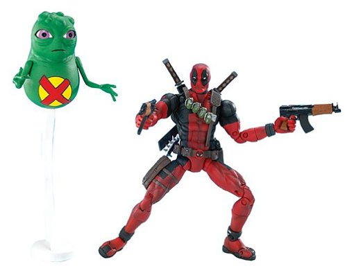 Marvel Legends Series 6 - Deadpool Action Figure
