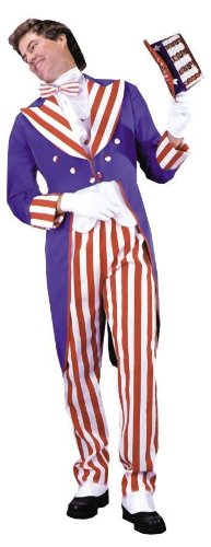 Uncle Sam Adult X-Large Costume