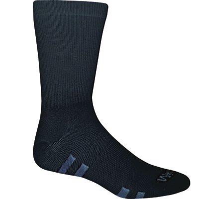 Magnum Men's MX-3 Sock Boot Socks,Black,L US