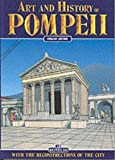 img - for Art and History of Pompeii: with the Reconstructions of the City (English Edition) book / textbook / text book