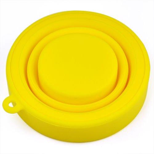 sonline-vaso-plegable-ahorro-de-espaciopara-viaje-campamento-amarillo