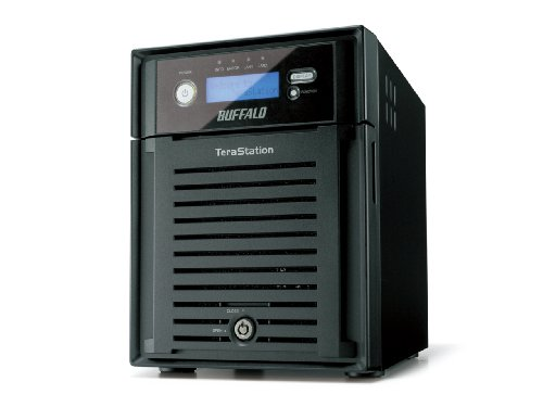 Buffalo Technology TeraStation III 8.0 TB (4 x 2 TB) Network Attached Storage TS-X8.0TL/R5