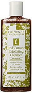 Eminence Organic Skin Care Eminence Red Currant Exfoliating Cleanser 125Ml/4.2Oz