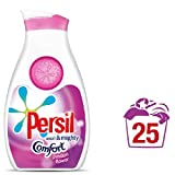 Persil Non Bio Small & Mighty 2in1 Comfort Passion Flower Liquid 25 Wash 875ml