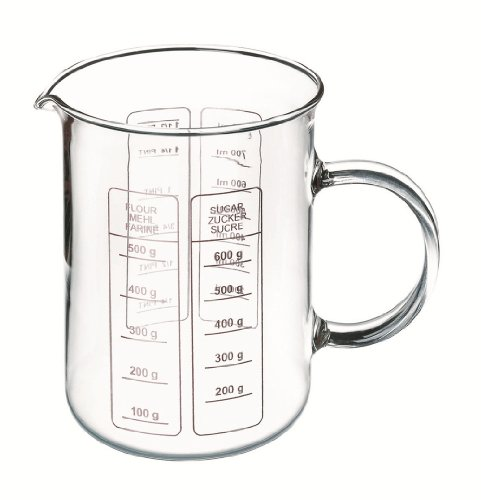 Simax Glassware 3853 2-Cup Cooking and Measuring