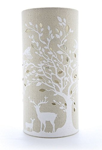 welink-light-glow-electric-table-bedside-lamp-deers-and-birds-design