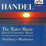 Handel Water Music / Fireworks Music
