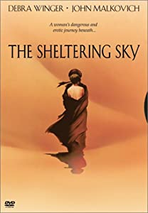 Cover of &quot;The Sheltering Sky&quot;