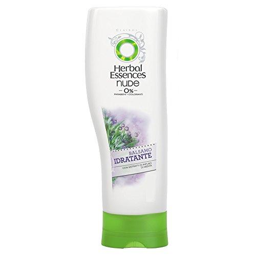 Herbal Essences Nude (0%) Balsamo Idratante, 200 ml