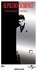 Scarface (Anniversary Edition) [VHS]
