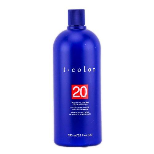 Iso I Color 20 Volume Creme Developer - 32 oz (Iso Developer compare prices)