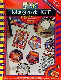 Print Paks Magnet Kit (PC/ Mac)