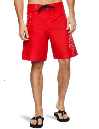 Santa Cruz Ninja Boardie Men's Shorts Rich Red Large