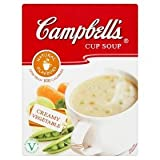 Campbell'S Campbells Cup Soup Tomato, Chicken, Mushroom Or Vegetable (Creamy Vegetable