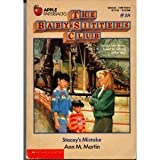 Stacey's Mistake (Baby-Sitters Club) (0590415840) by Martin, Ann M.