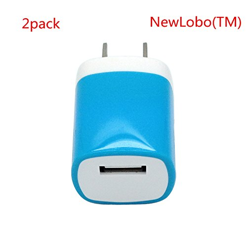 Newlobo(Tm) New Style Home Travel Wall Ac Usb Charger / Travel Charger / Usb Adapter For Iphone 5S, 5C, 5, 4S, 4;Ipod Touch 5,4;Samsung Galaxy S5 S4, S3, S2, Note 3, 2;Google Nexus 4, 5, 7, 10; Motorola Droid Razr Maxx Moto X,Moto G; Htc One X V S, Lg G2;