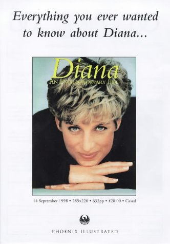 a biography of princess diana as an exceptional leader Meghan: a hollywood princess and madonna his bestselling biography of princess diana #53 in books biographies & memoirs leaders & notable people royalty.