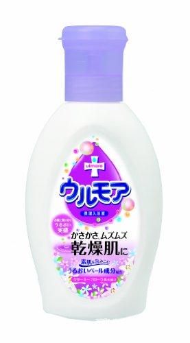 保湿入浴液ウルモアクリーミーフローラル 600ml