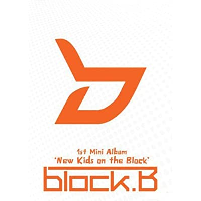 New Kids on the Block-block. B 1st Mini AlbumをAmazonでチェック!