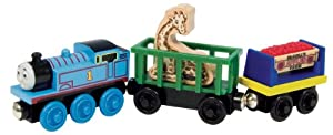 Thomas And Friends Wooden Railway - Thomas' Tall Friends