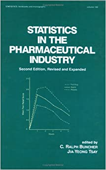 statistics in the pharmaceutical industry pdf
