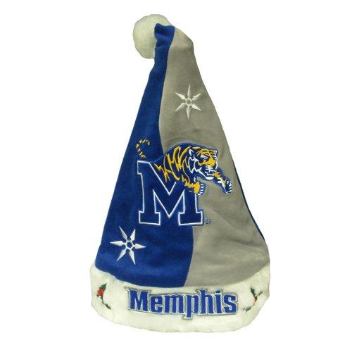Memphis Tigers Santa Hat