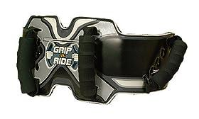 Grip-n-Ride Passenger Safety Belt (Black, One Size)