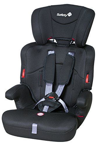 Safety 1st 85127640 Ever Safe Seggiolino Auto, Nero/Full Black