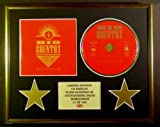 BIG COUNTRY/CD DISPLAY/ LIMITED EDITION/COA/THE CROSSING