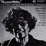 echange, troc Ella Fitzgerald - Jams With Tommy Flan