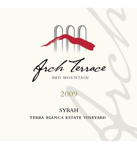 2009 Terra Blanca Arch Terrace Syrah 750 Ml