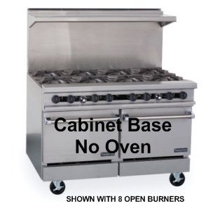 therma-tek-tmds48-24g-4-0-gas-restaurant-range-48-24-griddle-four-open-burners-two-storage-bases