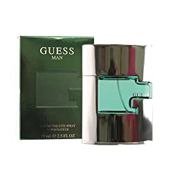 Guess Man by Guess for Men - 2.5 Ounce EDT Spray