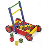 Pin Toy - Baby Walker With Bricks