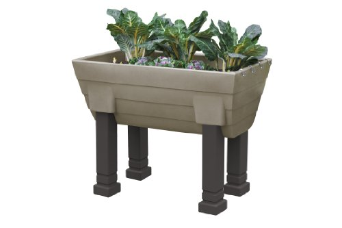 Self Watering System For Raised Beds Superponic Hydroponic Systems