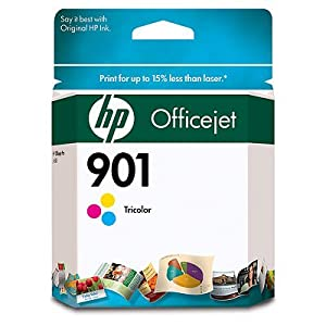 HP OFFICEJET J4580,J4680 INK COLOR-#901