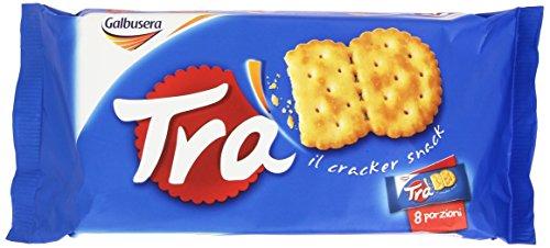 Tra - Cracker Snack, 8 Prozioni , 200 G