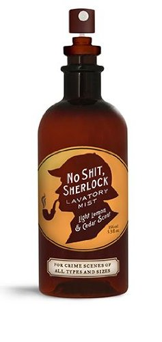 Best Price Blue Q No Shit Sherlock Lavatory Mist 5.3oz