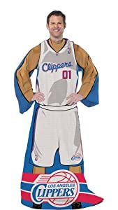 Los Angeles Clippers Comfy Wrap (Uniform) by Northwest