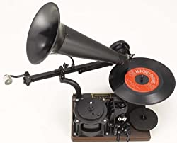 大人の科学 プレミアム蓄音機