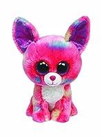 Ty Beanie Boos Cancun Chihuahua Plush, Pink by Ty Beanie Boos