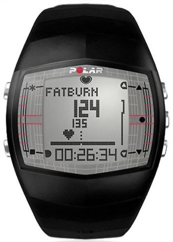 Cheap Polar FT40 Men's Heart Rate Monitor Watch (Black) (FT40M)
